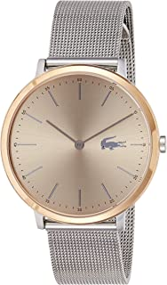 Lacoste Women'S Rose Goldtone With Sunray Dial Stainless Steel Watch - 2001002