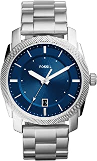 Fossil Men's Machine Stainless Steel Chronograph Quartz Watch