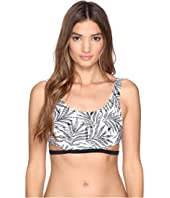 Volcom - Leaf Me Alone Crop Top