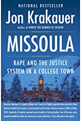 Missoula: Rape and the Justice System in a College Town Kindle Edition