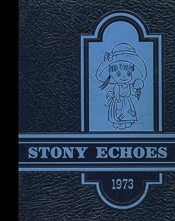(Reprint) 1973 Yearbook: Stonington High School, Stonington, Illinois
