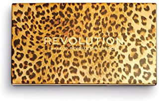 Makeup Revolution - Wild Animal Paleta De Sombras Courage
