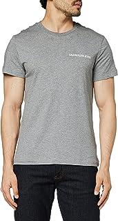 Calvin Klein Men's CHEST INSTITUTIONAL SLIM S/S T-Shirt