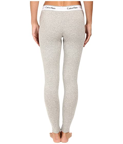 Legging Klein Cotton Underwear Heather Modern Calvin Gris IwAqfxfzd0