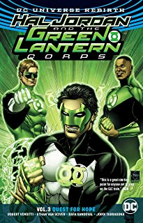 Hal Jordan and the Green Lantern Corps Vol. 3: Quest for Hope (Rebirth)