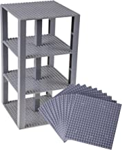 Strictly Briks Classic Stackable Baseplates 6