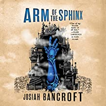 Arm of the Sphinx: The Books of Babel, Book 2