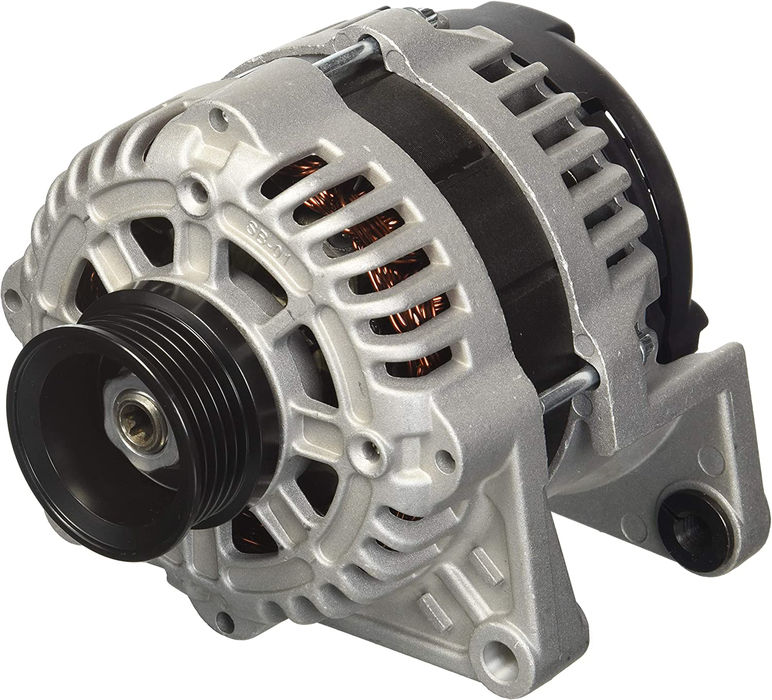 Free shipping TYC Max 53% OFF 2-08486 Replacement Pack Alternator 1
