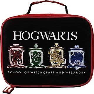 Harry Potter Torba na lunch dla dzieci czarna