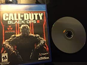 Call of Duty: Black Ops III with Nuk3Town Bonus Map Included (2015) - PlayStation 4