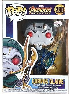 Stan Lee Signed Autographed Corvus Glaive FUNKO POP #290 Vinyl Figure PAAS COA