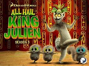 All Hail King Julien, Season 3