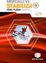 Mercalli V4 Stabilizr plug-in for EDIUS 7 & 8 [Download]