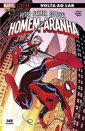 Homem Aranha e Peter Parker Especial - Volume 2