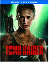 Tomb Raider (Bilingual) [Blu-Ray + DVD + Digital]