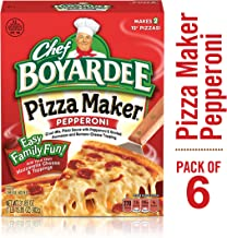 Chef Boyardee Pepperoni Pizza Maker, 31.85 oz, 6 Pack
