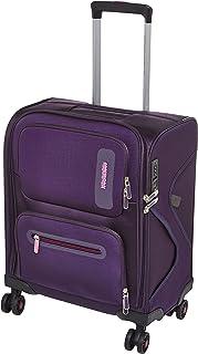 حقيبة السفر الصغيرة ماكسويل الناعمة من أميريكان توريستر، لون أرجواني، مقاس 50 سم