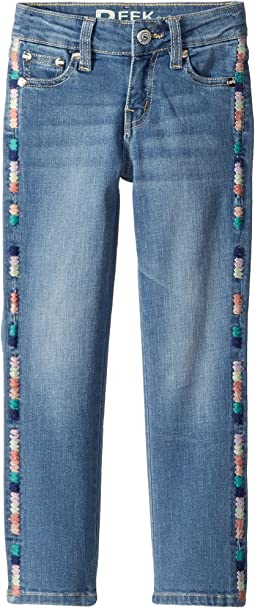 Taylor Jeans Multi Stitch (Toddler/Little Kids/Big Kids)