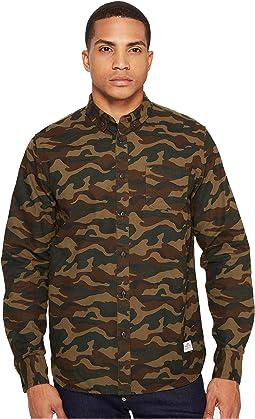 Gridley Camo Shirt