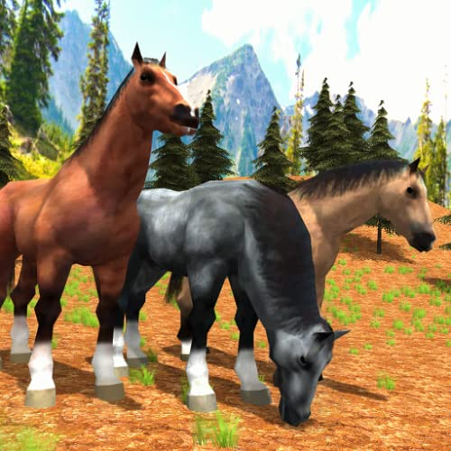 Horse Family Simulator Survival 3D