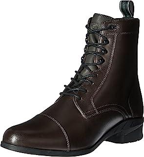 Ariat حذاء Heritage IV إنجليزي Paddock للنساء ، بني فاتح، 9 B US