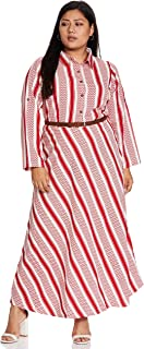 Safana Georgette a-line Dress
