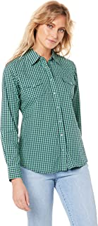Noble Outfitters Western Gingham Shirt