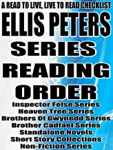 ELLIS PETERS: SERIES READING ORDER: A READ TO LIVE, LIVE TO READ CHECKLIST [HEAVEN TREE TRILOGY, BROTHERS OF GWYNEDD QUARTET, JIM BENISON SERIES]