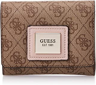 Guess Womens Wallet, Brown Multi - SG766843