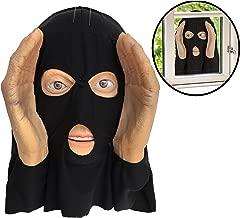 Scary Peeper - Realistic Animated Eyes Burglar - Window Prop Halloween Decoration