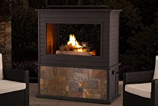 Amazon Com Sunjoy Outdoor Fireplaces Fire Pits Outdoor