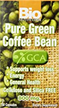 Bio Nutrition Coffee Bean Gel Caps Pure Green 50 Count Estimated Price : £ 20,59