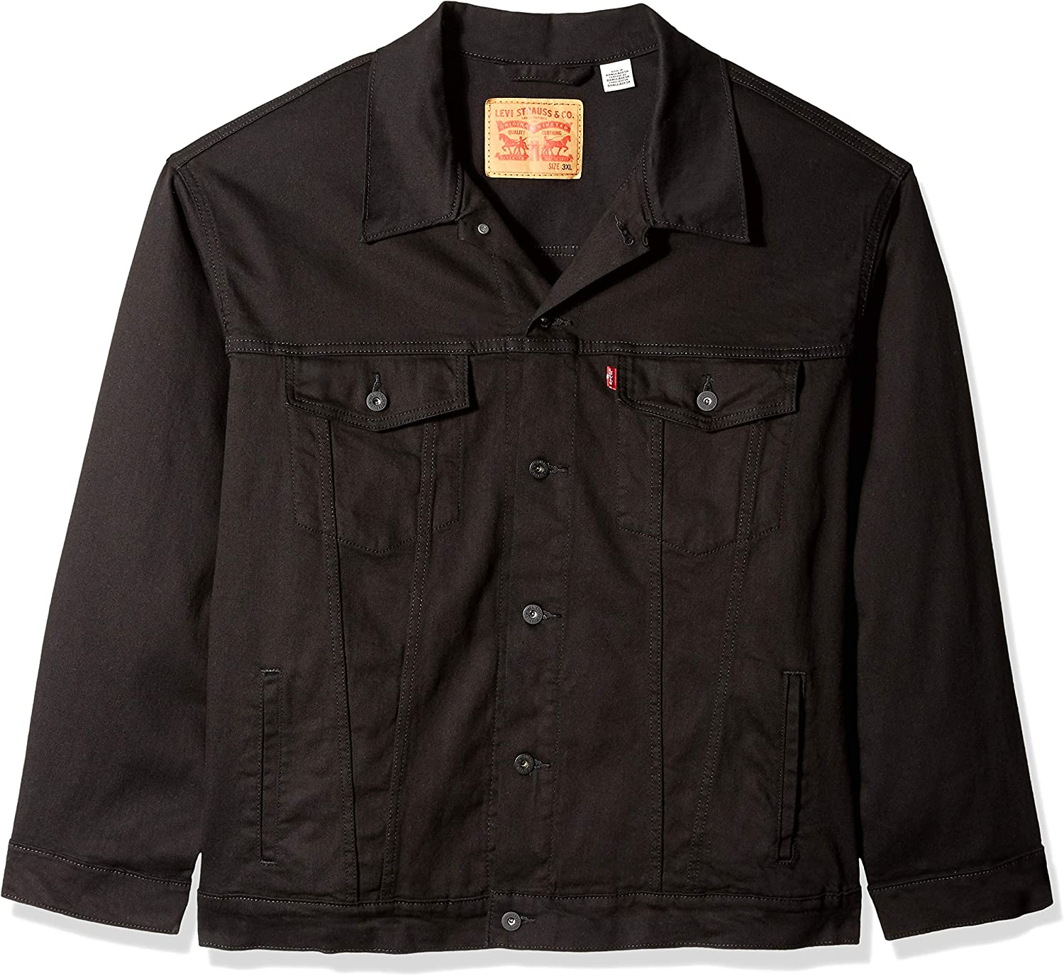 Max 79% OFF Levi's Easy-to-use Men's Big Tall Trucker-Jacket