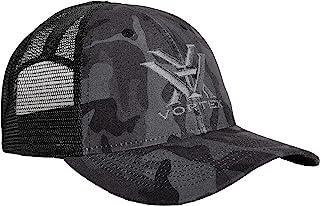 Vortex Optics Logo Hat Black Camo