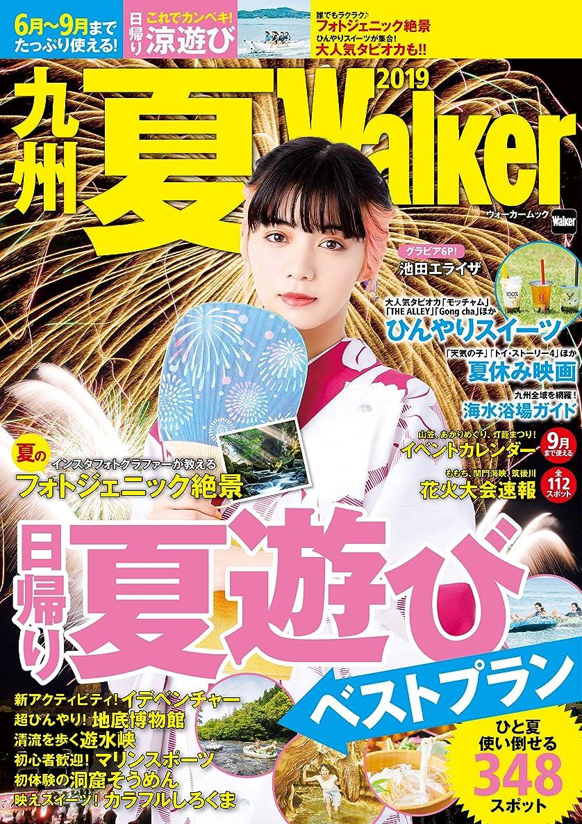 女将美徳ミスペンド九州夏Walker 2019 (ウォーカームック)