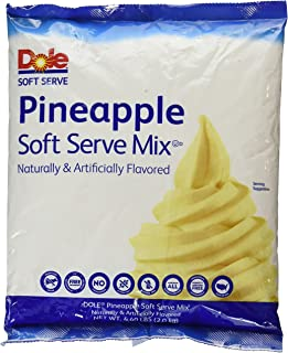 dole whip soft serve dry mix