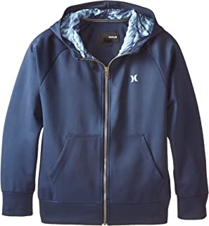 Hurley Big Boys' Scuba Jacket
