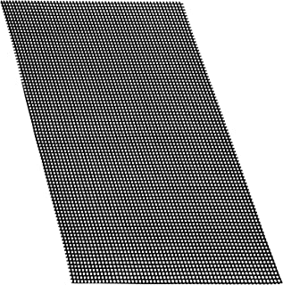 rigid mesh screen