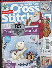 The World of Cross Stitching Magazine Issue 275 Christmas 2018