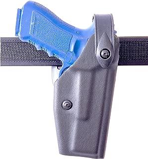 Safariland 6285 Level II SLS Retention Duty Holster, 1.5-Inch Belt Drop, Black, STX Tactical, Glock 17, 22