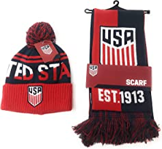STER-TSP Chelsea FC Authentic Knit Scarf Soccer Double Sided Knitted Scarf Blue