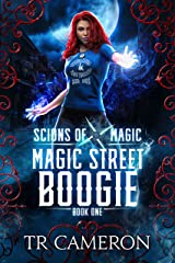 Magic Street Boogie: An Urban Fantasy Action Adventure in the Oriceran Universe (Scions of Magic Book 1) Kindle Edition