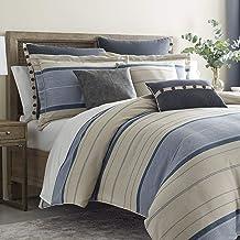 Croscill Silas King Comforter, Blue