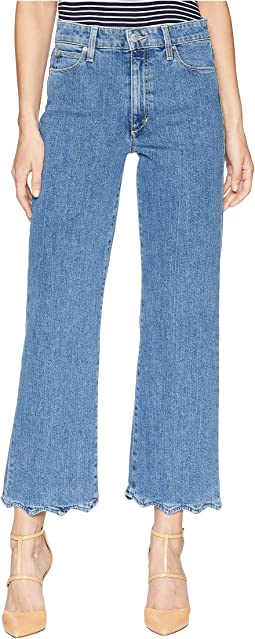 Joe's Jeans Fashion Crop Flare in Kenzy