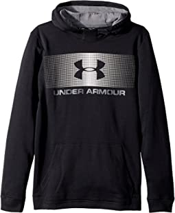 Under Armour Kids Cotton French Terry Hoodie (Big Kids)