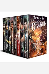 The Year of the Dragon Series Complete Boxed Set, Books 1-8: Steampunk Samurai Victorian Fantasy Epic Kindle Edition