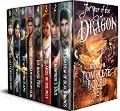 The Year of the Dragon Series Complete Boxed Set: Books 1-8 (English Edition)