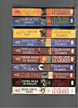 A Sookie Stackhouse Novel Series: Dead Until Dark; Living Dead in Dallas; Club Dead; Dead to the World; Dead As a Doornail; Definitely Dead; All Together Dead; From Dead to Worse; Dead and Gone; Dead in the Family (10-book Set, 1 Thru 10)