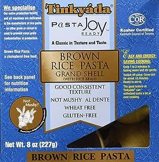 Brown Rice Pasta Grand Shell 8 oz Pkg (2 Pack)