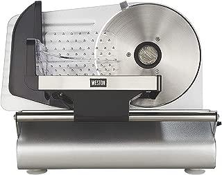 Weston 7.5-Inch Stainless Steel Food Slicer (83-0750-W)